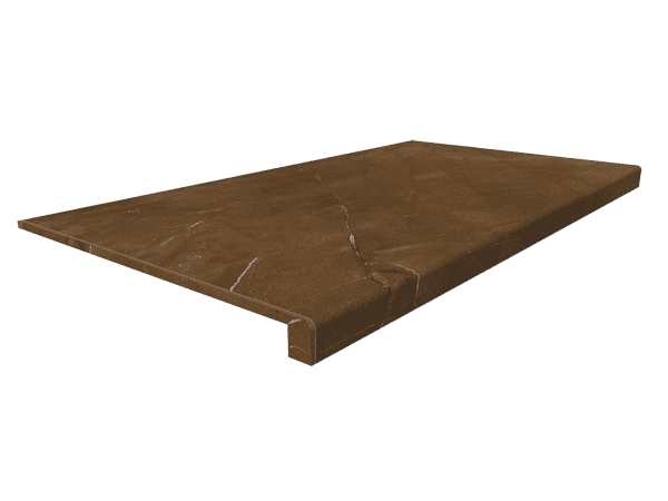 Italon Charme Floor Project Bronze Scalino Frontale