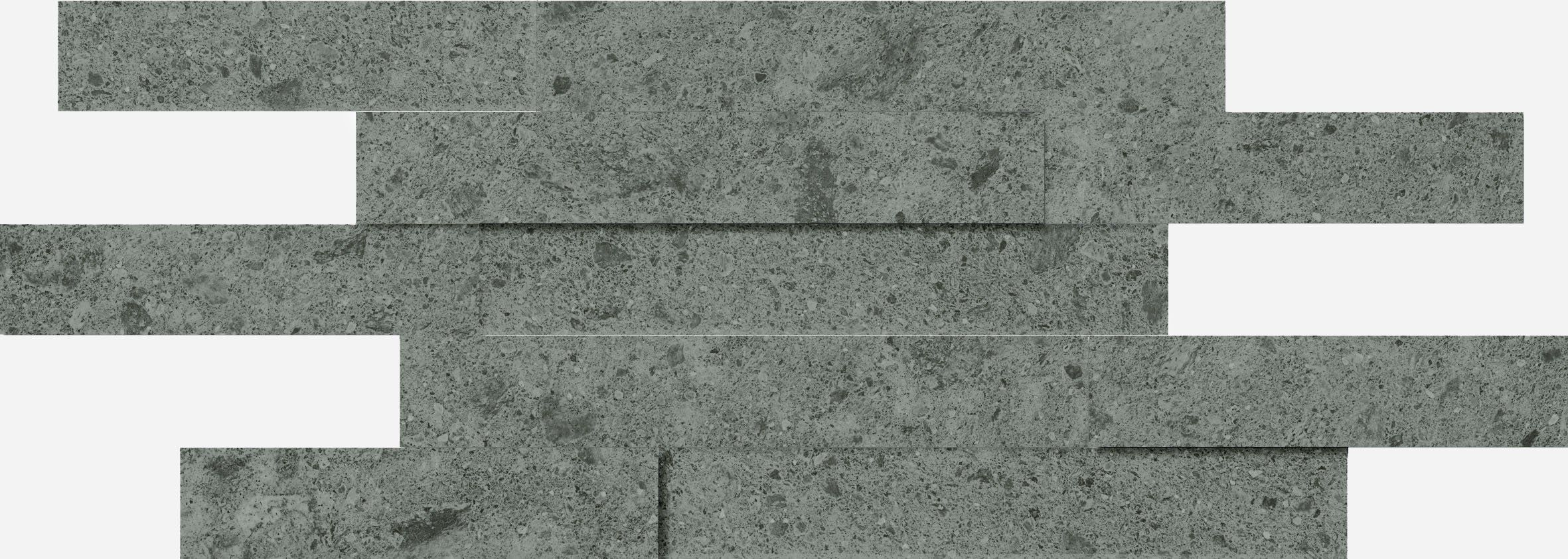 Italon Genesis Grey Brick 3D