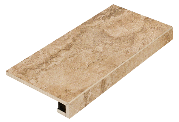 Italon Natural Life Stone Nut Scalino Frontale