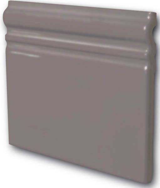 Equipe Ceramicas EVOLUTION INMETRO Skirting Gris oscuro Brillo