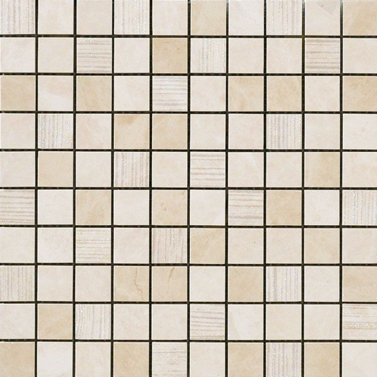 Italon Elite Wall Project Pearl White Mosaico