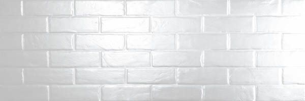 Delacora Brick White Gloss