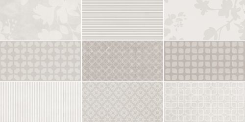 Lumiere Decor Grey 12.5x25